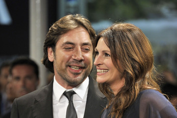 Julia Roberts Javier Bardem Julia Roberts Receives the 'Donostia Award 2010'