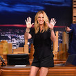 Julia Roberts Loves Visiting Jimmy Fallon