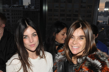 Julia Roitfeld Altuzarra - Front Row - Mercedes-Benz Fashion Week Fall 2014