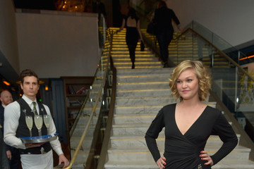 Julia Stiles The Weinstein Company And Chopard's Academy Award Party In Association With Grey Goose