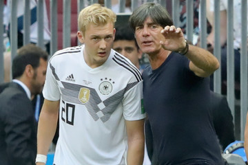 Julian Brandt Germany vs. Mexico: Group F - 2018 FIFA World Cup Russia