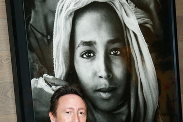 Julian Lennon Opening Photo House - Photo Gallery In Bruxelles With Photo Magazine