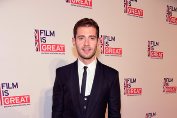 Julian Morris The Film Is GREAT Reception - Red Carpet