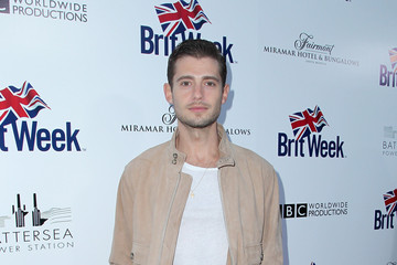 Julian Morris 9th Annual BritWeek Red Carpet Launch - Red Carpet