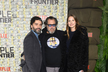 Julian Schnabel 'Triple Frontier' World Premiere