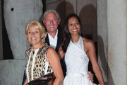 Nicoletta Fiorucci and Rula Jebreal Photos Photo
