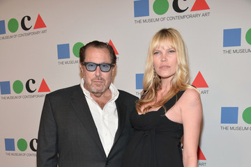 "Julian Schnabel ""Yesssss!"" 2013 MOCA Gala, Celebrating The Opening Of The Exhibition Urs Fischer - Red Carpet"