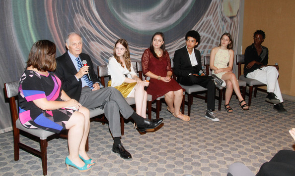Premiere Screening Of The HBO Special Alan Alda: YoungArts MasterClass With Discussion By Alda And YoungArts Alumni