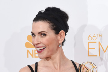 Julianna Margulies 66th Annual Primetime Emmy Awards Press Room