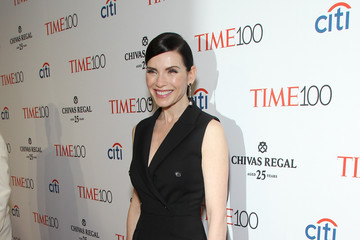 Julianna Margulies TIME 100 Gala, TIME's 100 Most Influential People In The World - Lobby Arrivals
