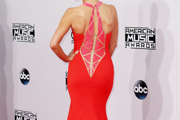 Julianne Hough Arrivals at the American Music Awards — Part 2