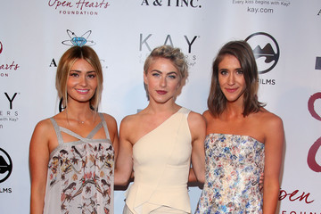 Julianne Hough Molly Thompson Open Hearts Foundation 4th Annual Gala - Arrivals