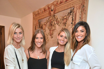 Julianne Hough Molly Thompson Guests Visit the KEEP Collective Accessories Social to Benefit the Kind Campaign