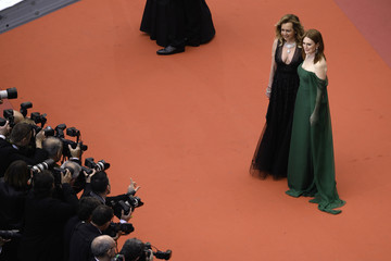 Julianne Moore Caroline Scheufele 'The Dead Don't Die' & Opening Ceremony Red Carpet - The 72nd Annual Cannes Film Festival