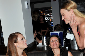 Julianne Moore Kate Bosworth 'Still Alice' TIFF Party Hosted By GREY GOOSE Vodka And Soho House Toronto