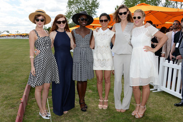 Julianne Moore The Seventh Annual Veuve Clicquot Polo Classic - VIP