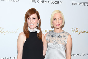 Julianne Moore 'After The Wedding' New York Screening - Arrivals