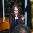 Julianne Moore The Academy Of Motion Picture Arts & Sciences 2019 New Members Party In New York