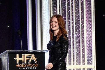 Julianne Moore 20th Annual Hollywood Film Awards - Show