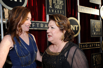 Julianne Nicholson Margo Martindale 20th Annual Screen Actors Guild Awards - Red Carpet