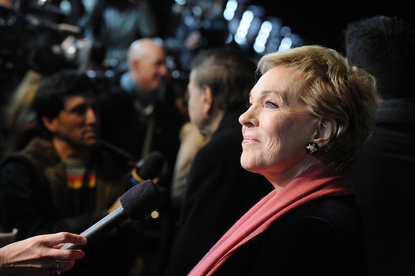 Julie Andrews Photos Photos - 'Saving Mr. Banks' Premieres ...