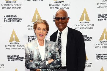 Julie Andrews Hamptons International Film Festival 2017  - Day 3