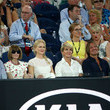 Julie Bishop 2019 Australian Open - Day 11