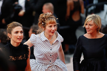 Julie Gayet 'The Unknown Girl (La Fille Inconnue)' - Red Carpet Arrivals - The 69th Annual Cannes Film Festival