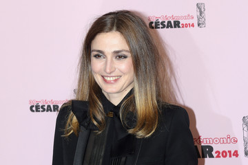 Julie Gayet Arrivals at the Cesar Film Awards — Part 2