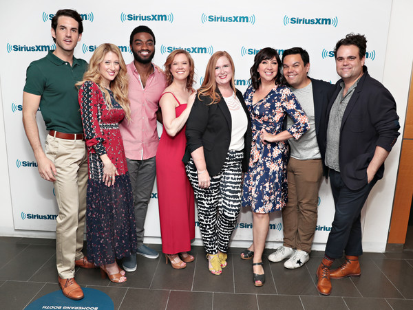 SiriusXM On Broadway Presents 'Curtain Call With FROZEN The Broadway Musical' Featuring Conversations With The Show's Stars And Tony-Nominated Songwriting Team [siriusxm on broadway presents curtain call with frozen the broadway musical,featuring conversations with the shows stars and tony,show,social group,event,fashion,fun,leisure,fashion design,team,style,party,john riddle,songwriting team,part,presents,stars,broadway,songwriting team]