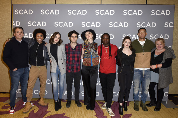 """SCAD aTVfest 2020 - """"Legacies"""" [social group,youth,event,team,student,tourism,brent matthews,quincy fouse,chris lee,jenny boyd,aria shahghasemi,kaylee bryant,peyton alex smith,julie plecdanielle rose russell,legacies,scad atvfest,public relations,social group,institution,youth,socialite,public,social]"""