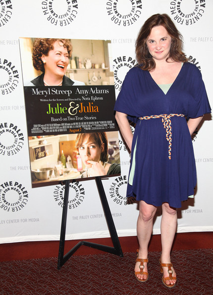 Julie Powell - 'Julie And Julia' Screening At The Paley Center For Media