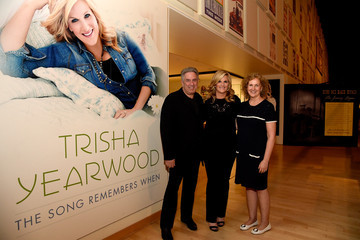 Julie Swidler 'Trisha Yearwood: The Songs Remembers When' Exhibition Opening at the Country Music Hall Of Fame and Museum