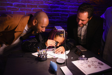 Julien Tornare Zenith Watches and Swizz Beatz Celebrate the Launch of the Defy Collection