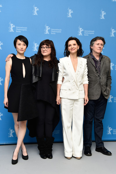 Juliette Binoche - 'Nobody Wants the Night' Photo Call