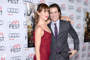 """Juliette Lewis Dermot Mulroney AFI FEST 2013 Presented By Audi Premiere Of The Weinstein Company's """"August: Osage County"""" - Red Carpet"""