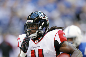 Julio Jones Atlanta Falcons v Indianapolis Colts