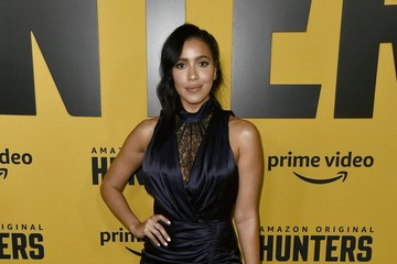 "Julissa Bermudez Premiere Of Amazon Prime Video's ""Hunters"" - Arrivals"