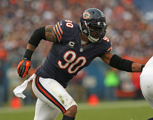Julius Peppers - Chicago Bears