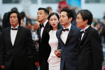 Jun Jong-seo 'Burning (Beoning)' Red Carpet Arrivals - The 71st Annual Cannes Film Festival