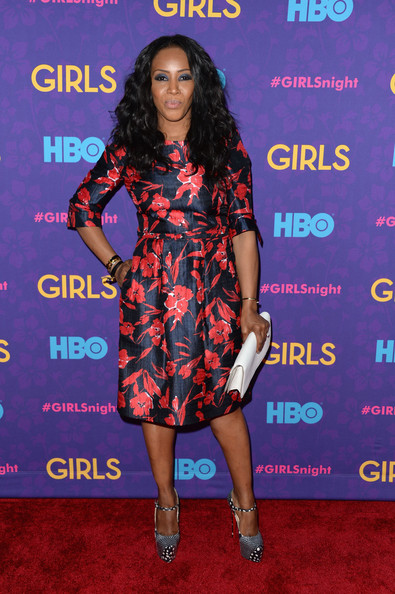 June Ambrose - 'Girls' Season 3 Premiere Event — Part 2