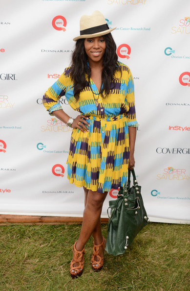 June Ambrose - OCRF's 15th Annual Super Saturday hosted by Kelly Ripa, COVERGIRL Paula Patton, Donna Karan and InStyle.