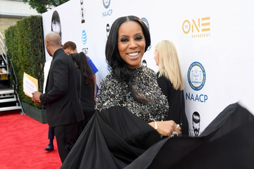June Ambrose 49th NAACP Image Awards - Red Carpet