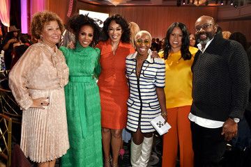 June Ambrose 2020 13th Annual ESSENCE Black Women in Hollywood Luncheon - Inside