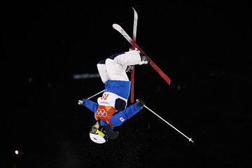 Jung-Hwa Seo Freestyle Skiing - Winter Olympics Day 2