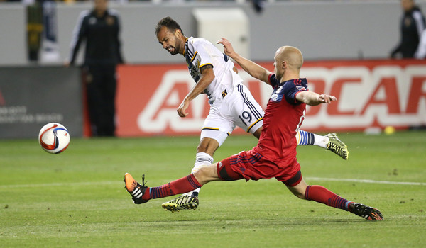 Chicago Fire v Los Angeles Galaxy
