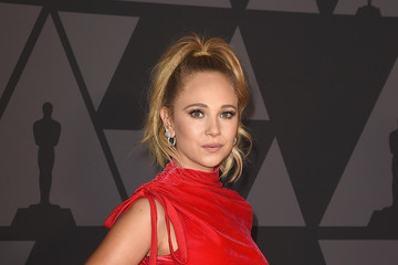 Juno Temple Academy of Motion Picture Arts and Sciences' 9th Annual Governors Awards - Arrivals