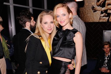 """Juno Temple RADiUS TWC And The Cinema Society Host The New York Premiere Of """"Horns"""" - After Party"""