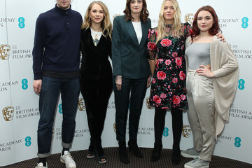 Juno Temple EE BAFTA Rising Star Nominations Announcement - Photocall