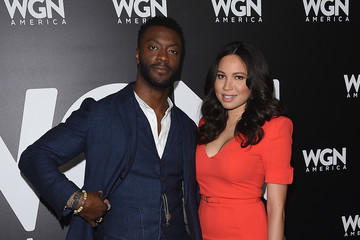 Jurnee Smollett-Bell Photo Call For WGN America's 'Underground' And 'Outsiders'
